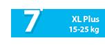 Babylino Pants Unisex 15-25 kg Nr. 7 - Ribon Image