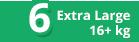Extra 16+Kg