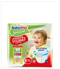 Babylino Pants Unisex 7-13 kg Nr. 4 - Κεντρική Εικόνα