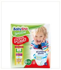 Baby Pants Unisex 15+ kg Nr. 6 - Κεντρική Εικόνα