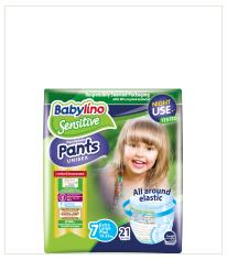 Babylino Pants Unisex 15-25 kg Nr. 7 - Κεντρική Εικόνα
