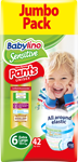Babylino Pants Unisex 15+ kg No6 - Available also in value pack