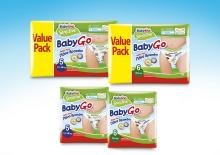 "Babylino Sensitive family is ""GROWING""… with the new Babylino Sensitve Baby Go pants!! - Κεντρική Εικόνα"