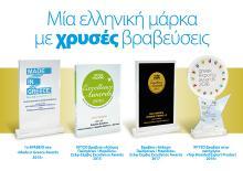 Mία ελληνική μάρκα με χρυσές βραβεύσεις! - Κεντρική Εικόνα