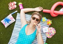 Μωρό στην παραλία: 10 χρυσοί κανόνες ασφαλείας! - Κεντρική Εικόνα