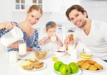 Νηπιακή Διατροφή: μετάβαση στο φαγητό της οικογένειας - Κεντρική Εικόνα