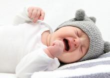 Το κλάμα του μωρού