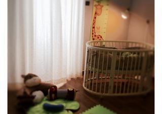 Ένα ασφαλές δωμάτιο για το μωρό - Κεντρική Εικόνα