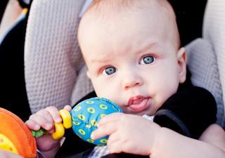 Η ασφάλεια του μωρού στο αυτοκίνητο