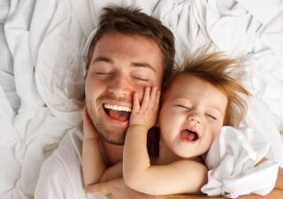 Ο ρόλος του μπαμπά