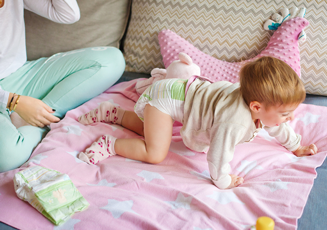 Πώς θα επιλέξω την κατάλληλη πάνα για το μωρό μου; Έκανα έρευνα και μοιράζομαι μαζί σας τις σκέψεις μου. - Κεντρική Εικόνα