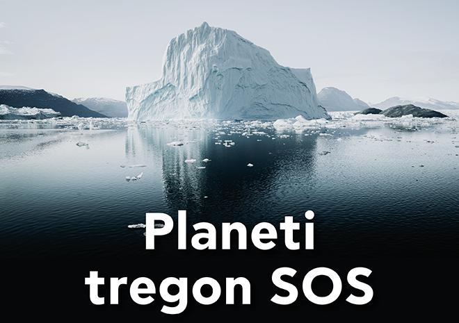 Planeti tregon SOS - Κεντρική Εικόνα