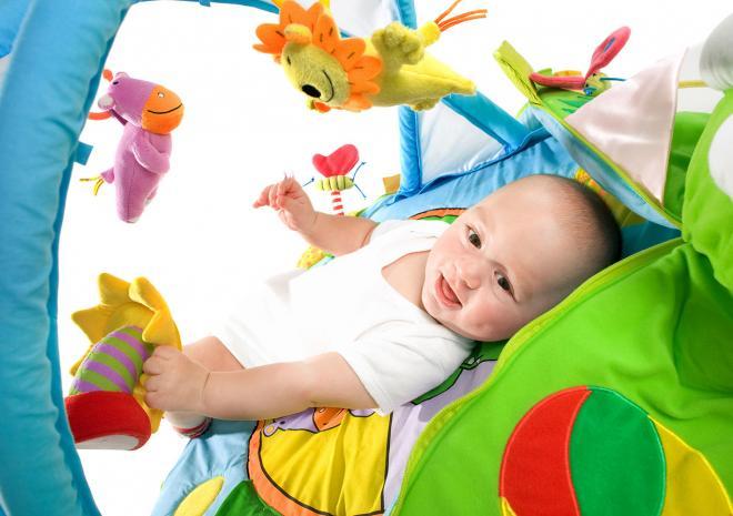 Παιχνίδι για νεογέννητα
